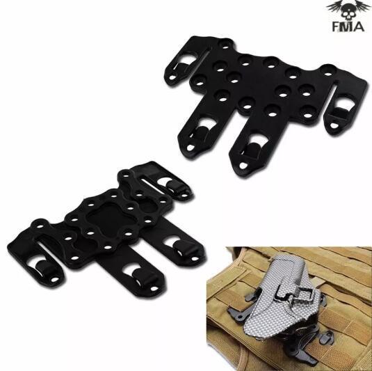 Blackhawk Serpa Cqc Molle Plataforma Para Coldre Desert Tan  Clip Tatico Fma Para Coldre Tb556 - Plataforma Molle