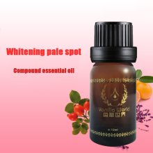 Compound essential oil Free shipping the new womens fashion multiple-effect weitm C The whitening pale spot 10 g