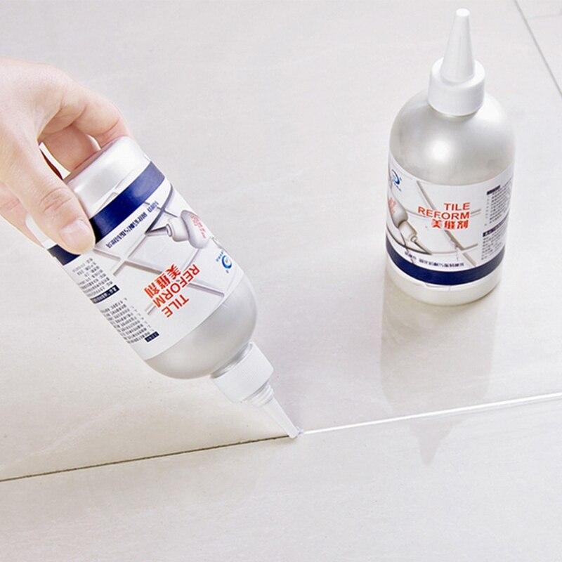 Fliesen Lücke Schönheit Mörtel Epoxy-dichtungsmittel Aide Reparatur Naht Füllung Reform Wand Kleber