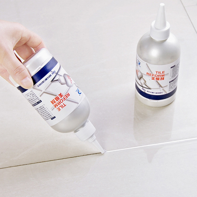 Tile Gap Beauty Grout Epoxy Sealant Aide Repair Seam Filling Reform Wall Glue 2 pcs ceramic ceramic adhesive agent beautiful seam tile grout repair agent grout grout