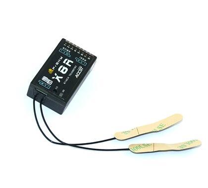 FrSky x8r 2.4 г s. порты и разъёмы 8/16ch sbus Smart Порты и разъёмы телеметрии RC приемник с PCB Телевизионные антенны для FrSky Таранис x9d Plus для RC FPV-системы