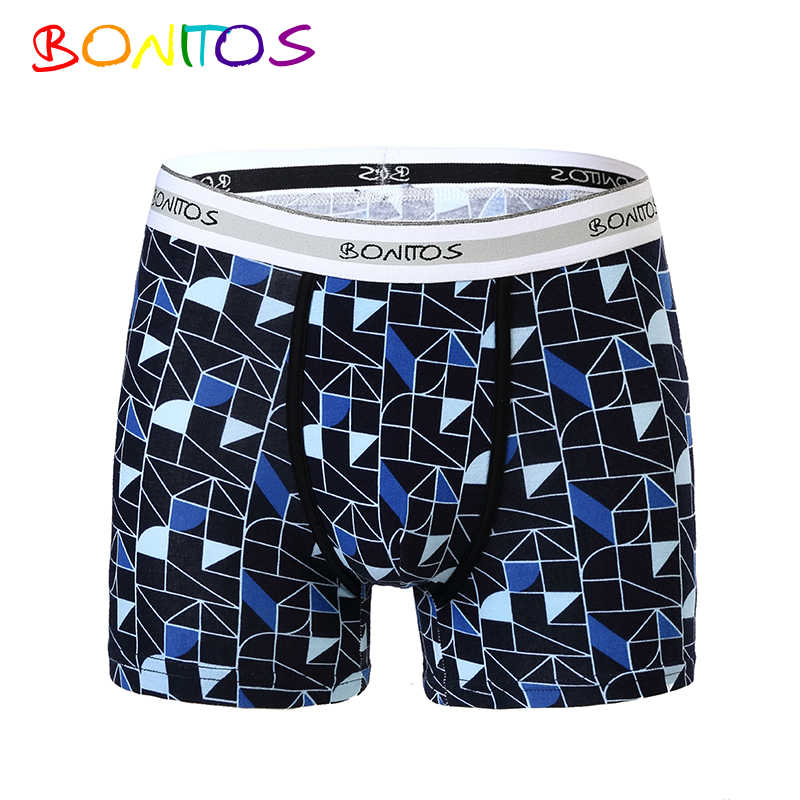 Best Mens Underwear 2020 Detail Feedback Questions about BONITOS Underpants Male Boxer