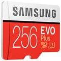 SAMSUNG 100 MB/S tarjeta de memoria de 128 GB 32 gb 64 gb 256GB tarjeta Micro SD Class10 U3 Flash Microsd TF tarjeta para teléfono con SDHC SDXC