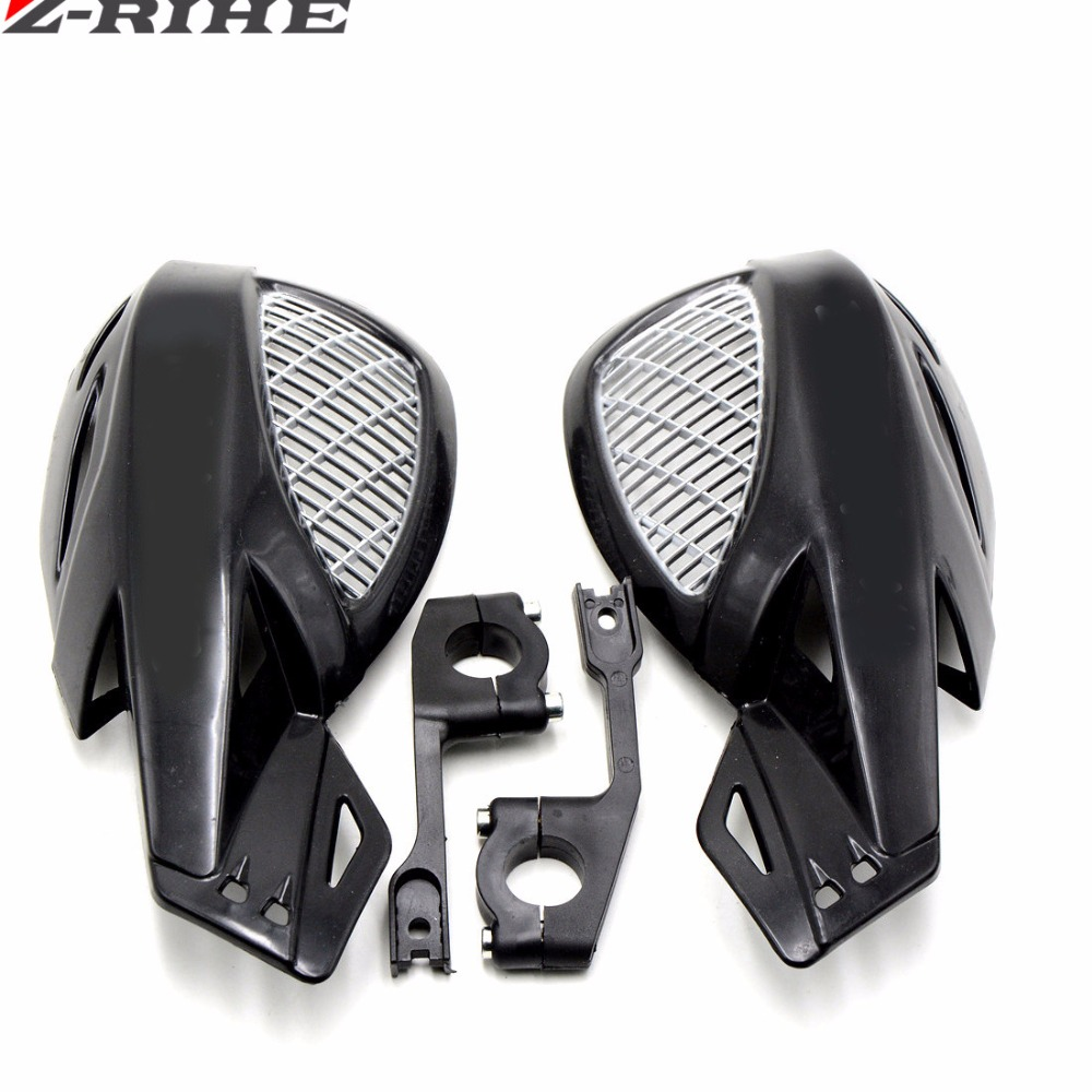 motorcycle brush bar hand guards handguard motorbike 7/8'' 22mm for KTM 990 ADVENTURE 150 SX SX-F HONDA CR CRF XR XL CRM 85 125