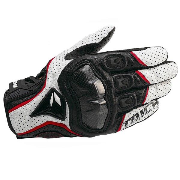Envío Gratis RST 390 guantes de motocicleta de cuero transpirable guantes de carreras Cross Country guantes moto GP guante