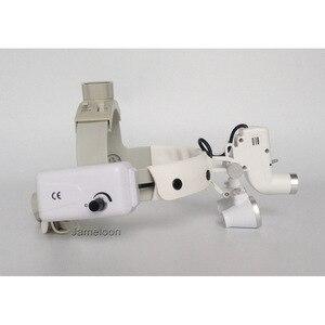 Image 5 - Lente dingrandimento chirurgica a luce led ad alta intensità 3.5 con lente dingrandimento medica