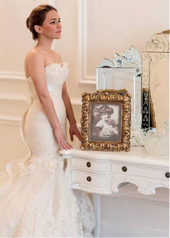 Backless Vestido De Noiva Muslim Wedding Dresses Mermaid Sweetheart Appliques Lace Boho Dubai Arabic Wedding Gown Bridal