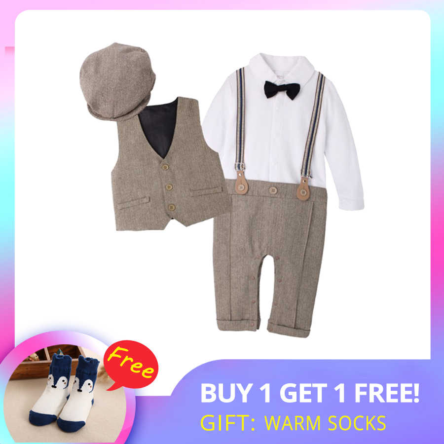 7d8e24ae18278 Detail Feedback Questions about IYEAL Baby Boys Clothes Sets Bow ...
