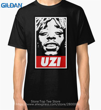 T Shirt Casual Tees Short O-Neck Mens  Lil Uzi Vert Shirts