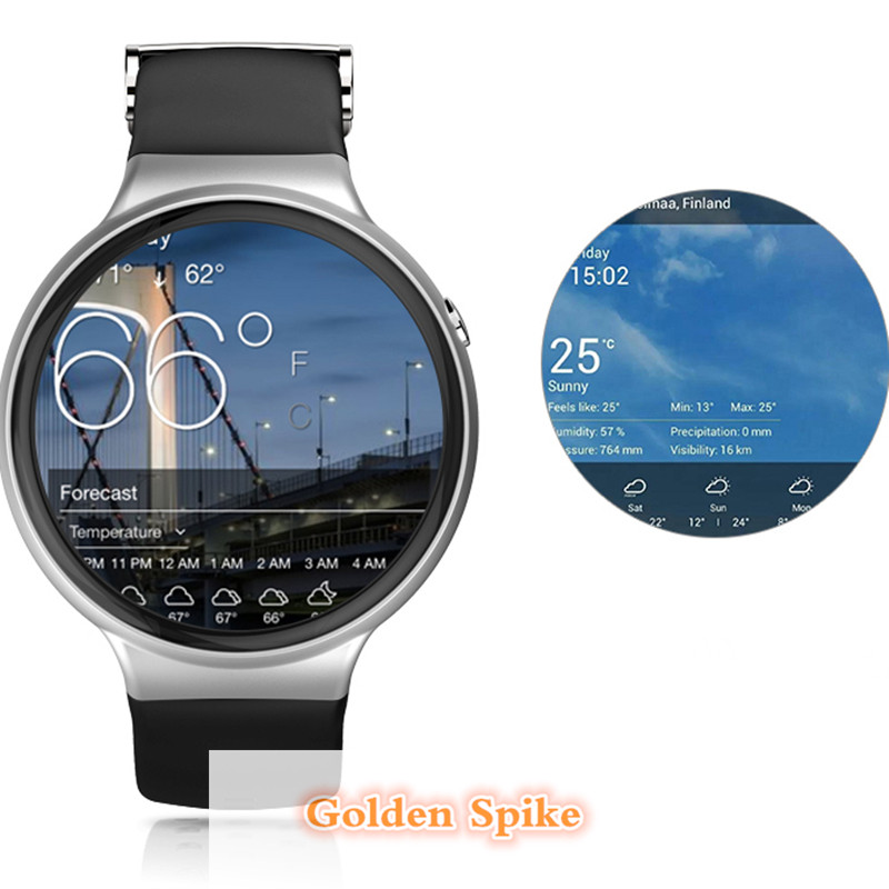 IQI I4 Smart Watch Android 5.1 512MB+8GB MTK6580 1.39