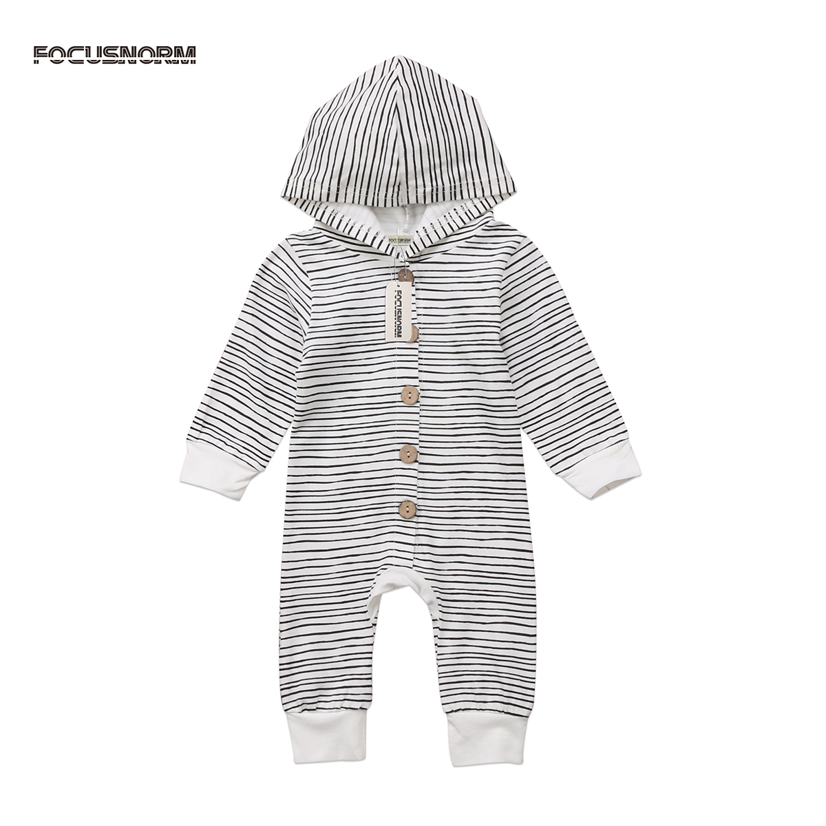 Careful Baby Rompers Winter Baby Boy Girls Clothes Cotton Newborn Toddler Clothes Infant Jumpsuits New Born Warm Clothing One Piece Mother & Kids Bodysuits & One-pieces