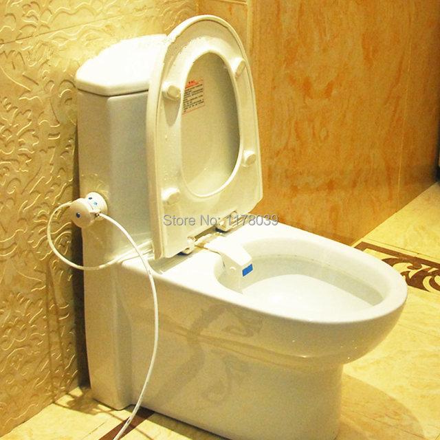 Acquista freddo singolo in plastica abs wc bidet senza elettricit bagno wc - Bagno senza bidet ...