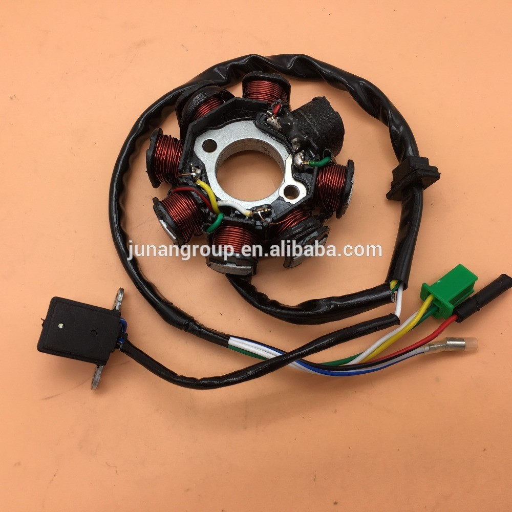 NEW Magneto Stator Coil Pick Up GY6 Scooter Moped Go Kart 50cc 50 49cc TaoTao