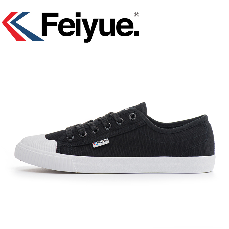 Prix pour Keyconcept 2017 Qingtang style Feiyue chaussures kungfu noir chaussures