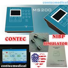 CONTEC MS200 НИАД Simulator Неинвазивная кровяное Давление моделирования цвет ЖК-дисплей, новый