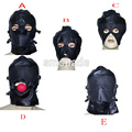 Smsapde sex mask hood for unisex adult product adult game toy head gear sex toys adult sex game adult games free shipping