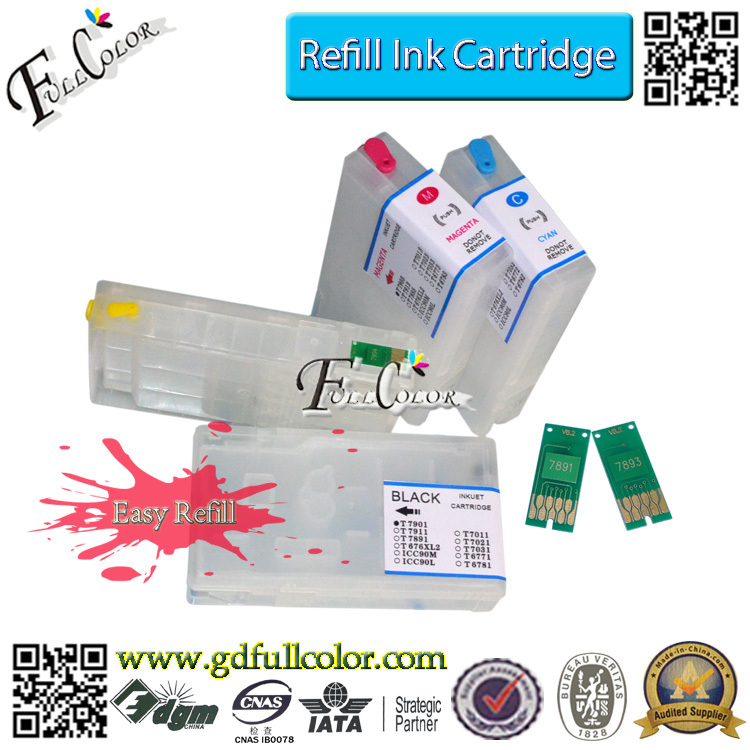 Cartuș de cerneală compatibil cu imprimanta T6771-4 4 culori pentru - Echipamentele electronice de birou