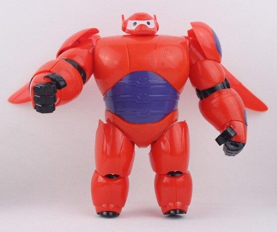 Transform Assemble <font><b>Big</b></font> <font><b>Hero</b></font> <font><b>6</b></font> <font><b>Baymax</b></font> <font><b>Action</b></font> <font><b>Figure</b></font> Toy <font><b>Rotatable</b></font> Fat Balloon Man Doll Kids Christmas toys Child gift