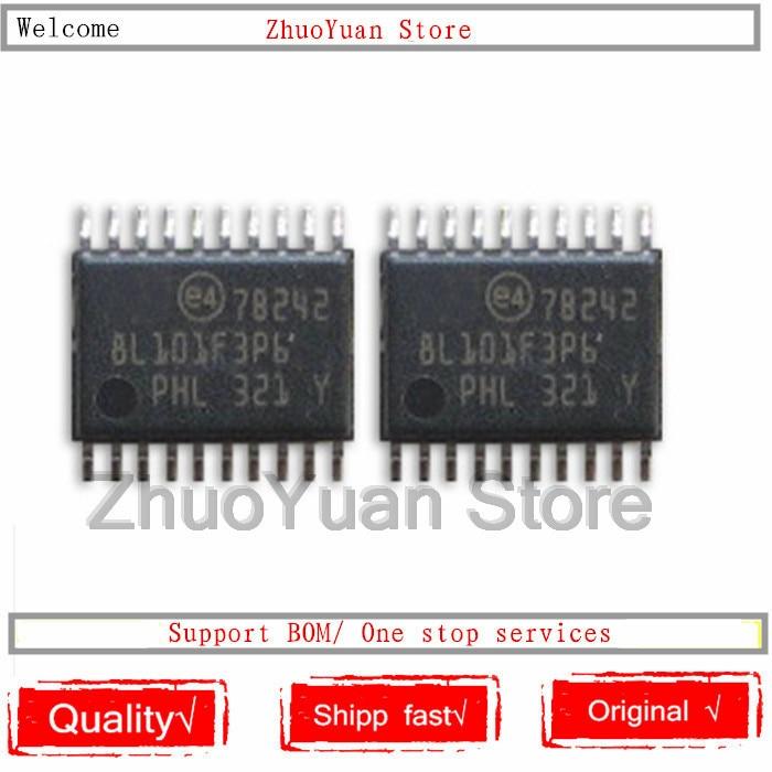 1PCS/lot New Original STM8L101F3P6 STM8L101 8L101F3P6 TSSOP-20 IC Chip