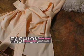 Women\'s Sets 2016 Sleeveless crop top and pants set fashion temperament Silk crop top and Wide leg pants suit 2 piece set women
