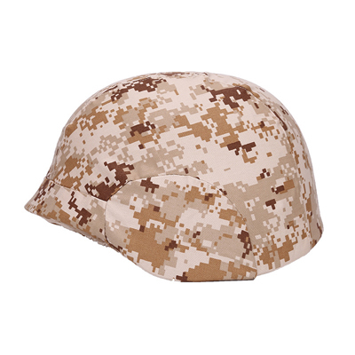 Tactical Helmet With Camouflage Cover Military Style Lightweight Plastic Safety Helmets For Airsoft CS Cosplay Film Props high quality outdoor airframe style helmet airsoft paintball protective abs lightweight with nvg mount tactical military helmet