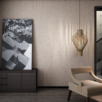 High Quality Wall Papers Home Decor Modern Striped Non Woven Wallpaper For Walls 3D Bedroom Living