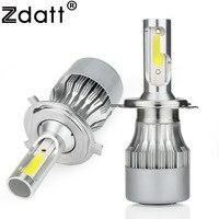 Zdatt Led Car Light H4 H7 H8 H9 H11 H1 9005 HB3 9006 HB4 9003 Headlight