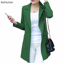 KPYTOMOA Vintage Double Breasted Houndstooth Short Blazers Coat Women Notched Collar