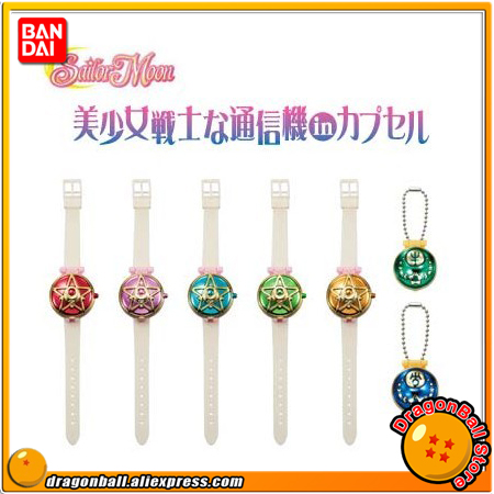 Japanese Anime Pretty Guardian Sailor Moon Original Bandai Communication machine Gashapo Figure ( Full Set ) sailor moon capsule communication instrument machine accessory gashapon figure anime toy full set 100