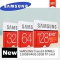 SAMSUNG Micro SD card 128GB 256GB Memory Card EVO Plus 64GB 16GB 64G Class10 TF Card 32GB 32G C10 80MB/S MicroSD SDHC SDXC UHS-1