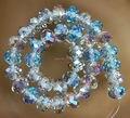 Hot New 70 unids Multicolor Crystal Jasper granos flojos de piedra Natural de la joyería 3 x 4 mm 4 x 6 mm 6 x 8 mm 8 x 10 mm precio venta al por mayor
