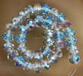 Hot New 70pcs Multicolor Crystal Jasper Loose Beads Jewelry Natural Stone 3x4mm 4x6mm 6x8mm 8x10mm Wholesale Price