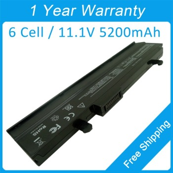 Hot! laptop battery for asus Eee PC R051CX R015PX 1015BX 1015CX 1016PE 1015PW 1016PG 1011BX 1011CX 90-OA001B2400Q 90-OA001B2500Q image