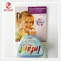 Infant orthodontic trainer ages 3 5/infant orthodontic brace/Orthodontic teeth alignment infant/MRC infant teeth trainer