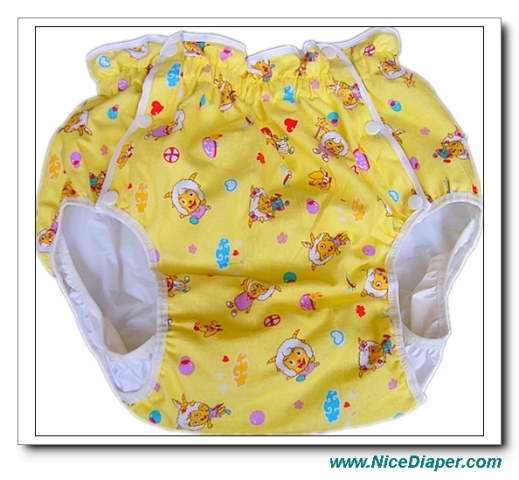 Free Shipping  FUUBUU2215-071  ABDL  Diaper/ incontinence pants/ diaper changing mat/ baby