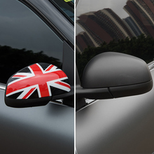 For smart 453 Fortwo Forfour car rearview mirror personality modification accessories stickers styling 2pcs