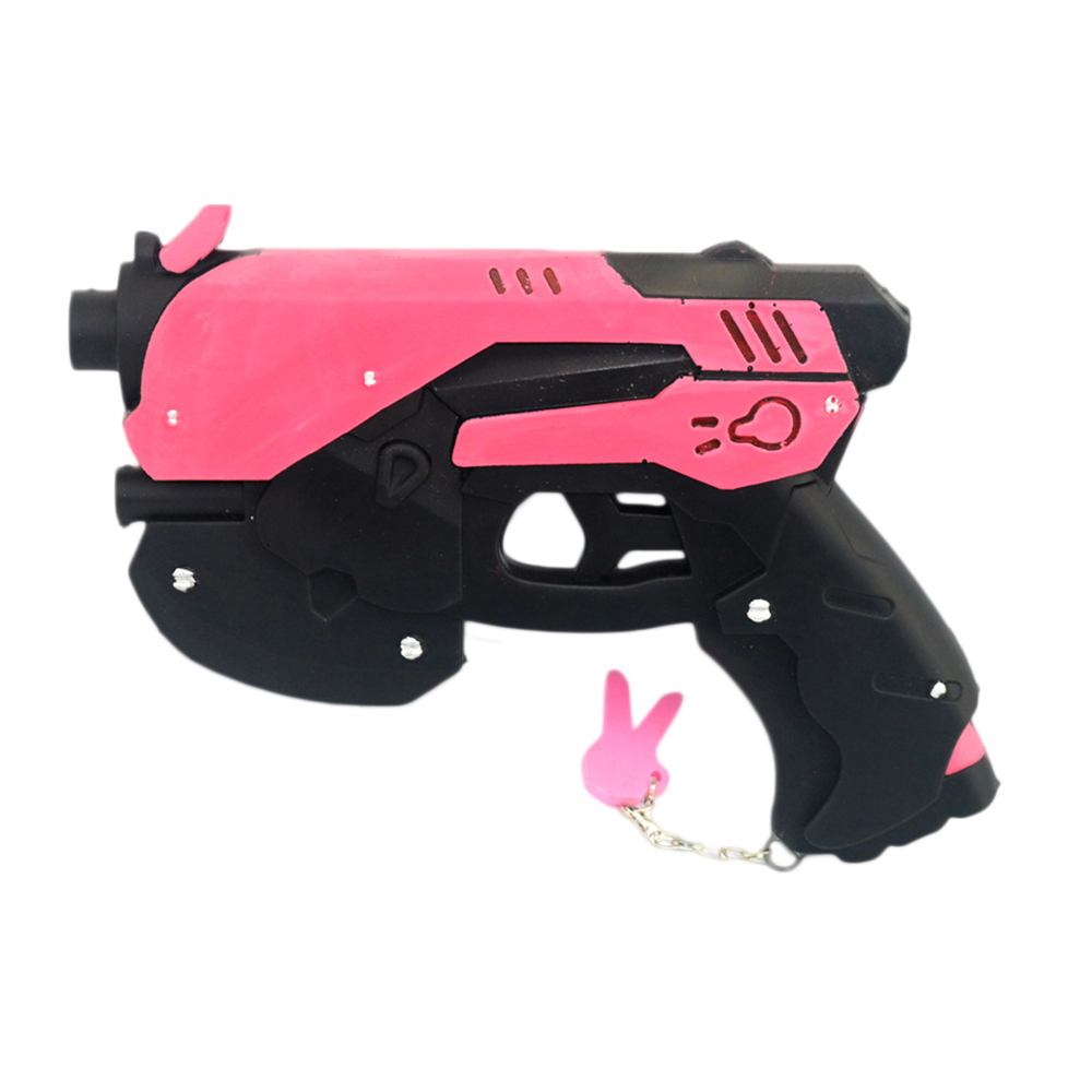 Costumes & Accessories Lower Price with Takerlama 2017 Hot Game Over Watch Ow Weapon D.va Gun Headset Halloween Cosplay Props Headset Gift Ow Accessories