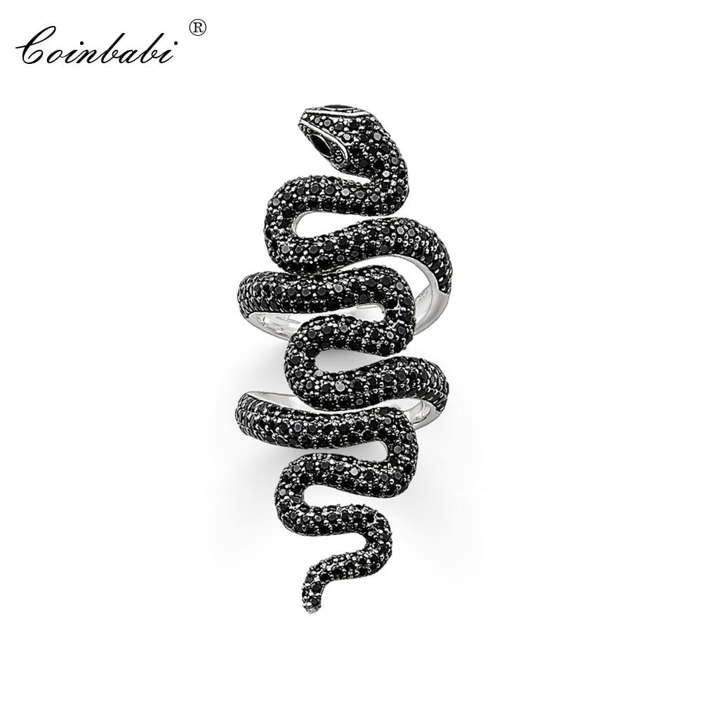 Rings Snake 925 Sterling...