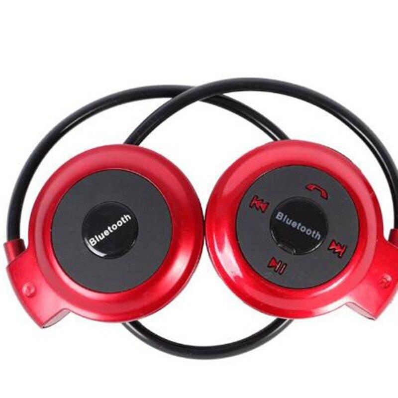 Sport Stéréo Sans Fil Bluetooth Casque Mini 503 TF Carte FM Radio Multifonction Bluetooth Écouteur