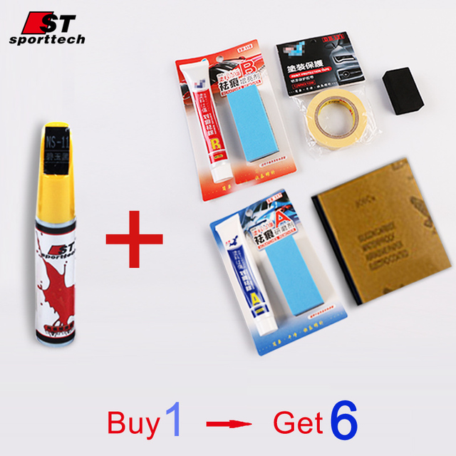 Universal Auto Coat Scratch Repair Remover Mending Car Remover Scratch Repair Paint Care Pen Clear For Nissan X-trail Rogue 2018