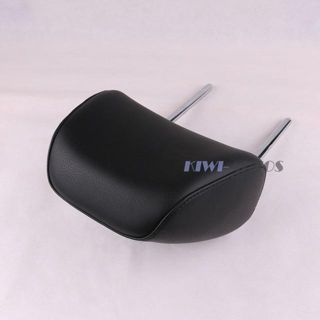 OEM Nuevo Frente Reposacabezas Reposacabezas de Cuero Negro para VW Jetta Golf mk6 Passat CC