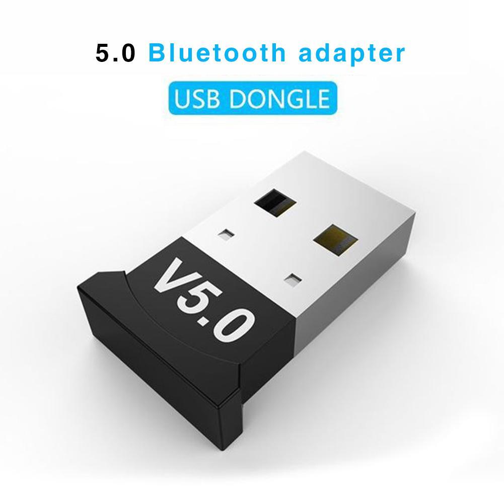 Adaptateur Bluetooth 5.0 USB ordinateur de bureau lecteur gratuit récepteur Audio Bluetooth Dongle musique récepteur Audio émetteur universel