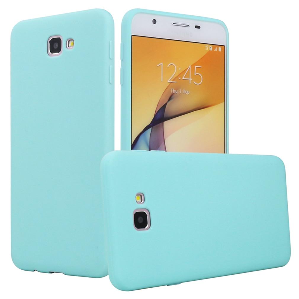 buy online 6f48d de39e US $1.99 |Silicone Case For Samsung Galaxy J7 Prime 2016 2015 Phone Bag  Case Rubber Candy Colors Back Cover For Samsung Galaxy J7 Prime-in Fitted  ...