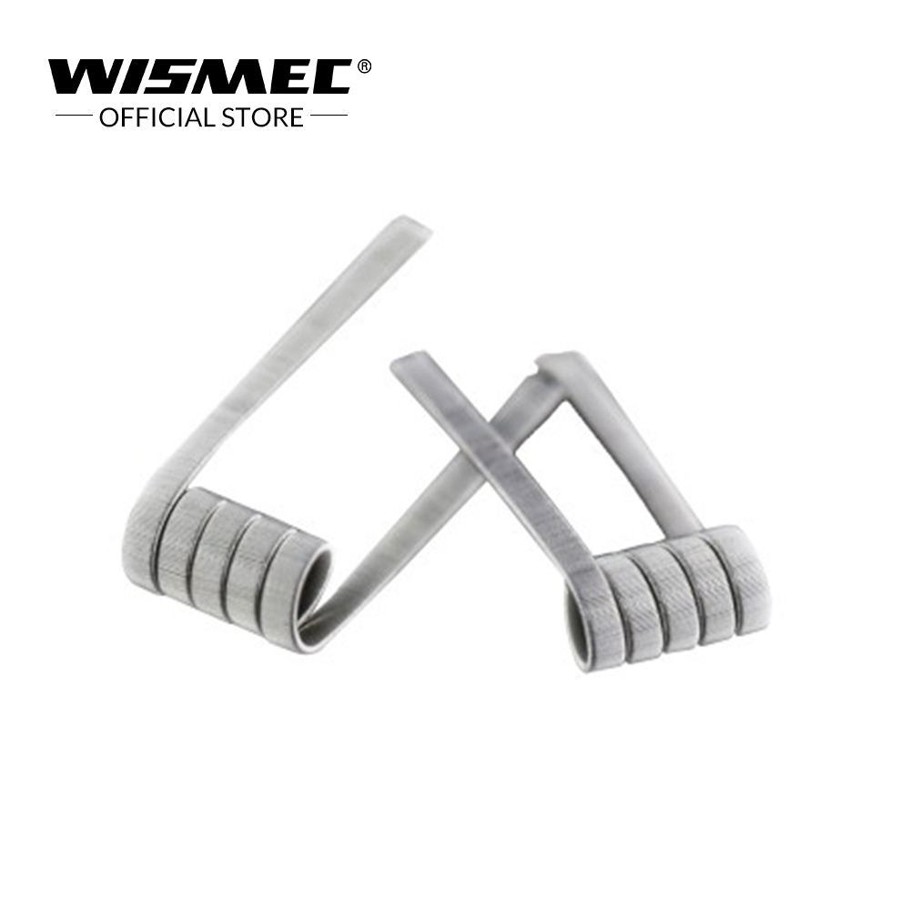[Official Store]Wismec Bellerophon/Guillotine 0.28ohm clapton coil for Wismec Bellerophon RTA/ Guillotine Atomizer Tank