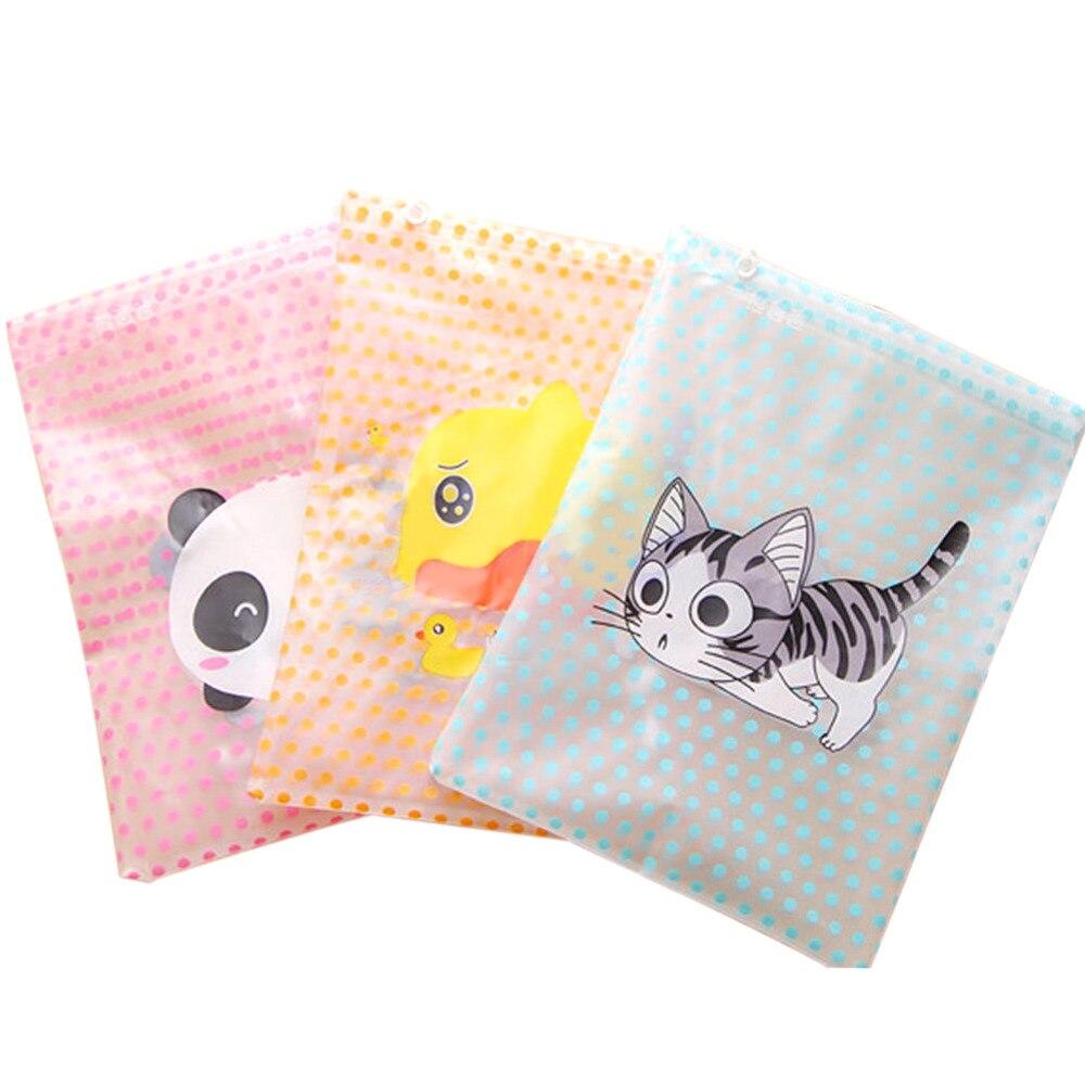 2017 Hot Sale 1PC Portable Makeup Cosmetic Bags Women Girls Toiletry Travel Wash Toothbrush Pouch Organizer Bags De Maquiagem