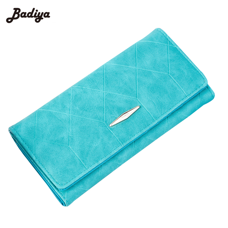 Fresh Style Ladies Clutch Bag Purse Card Holder Female Purses Cell Phone Long Women Wallet Casual Female Wallet Coin Purse w 298 stylish nylon cell phone bag change purse black
