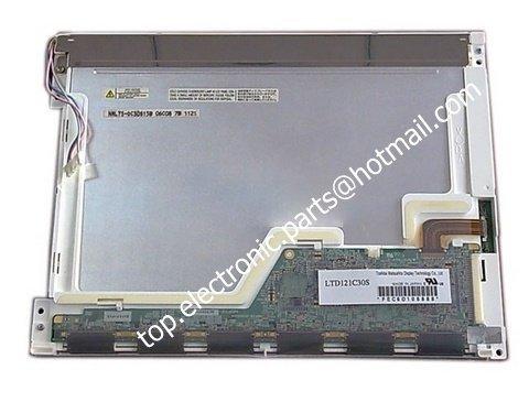 Módulo del panel de exhibición de pantalla Original de 12.1 pulgadas para LTD121C30S LCD envío libre de poste