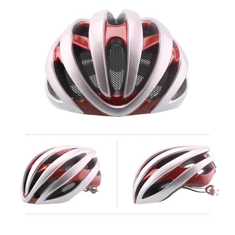 2017 Bicycle Helmets Visor Men Women Ultralight Cycling