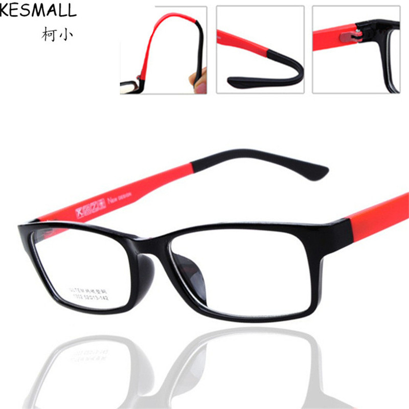2018 Men Optical Light Glasses Frame Women Fashion Eyewear Mens Gaming Eyeglasses Frames Fit For Clear Lens Retro Oculos De Grau