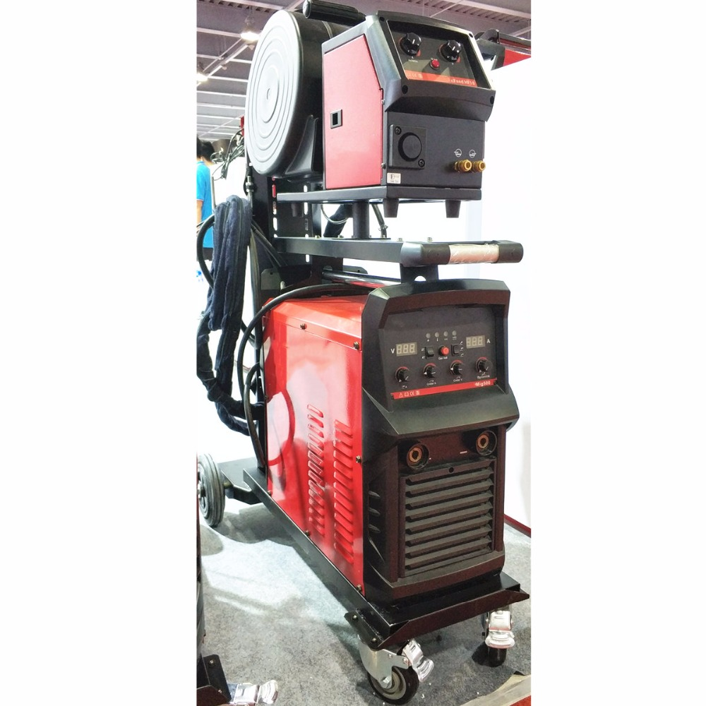 medium resolution of multi process industrial 500a mig welding machine inverter 4 roll 500 a remote wire feed inverter mig welder mig welders welding